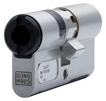 Cylindre électronique Blue Compact contrôle en entrée et sortie libre type B0 05