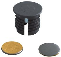 Loqueteau magnétique in 10 et contreplaque