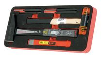 Coffret 7 outils de frappe