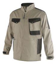 veste outsum beige/noir