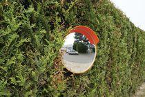 Miroir de sécurité Ø 600 mm