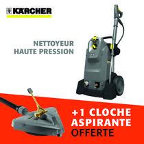Lot nettoyeur haute pression HD6-15M+ + cloche aspirante