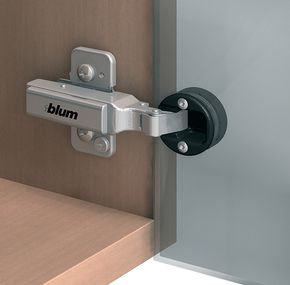 Charnières pour portes en verre BLUM