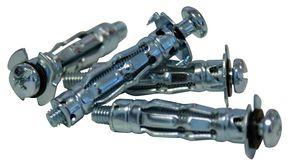 Chevilles métalliques Techpro