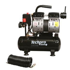 Compresseur silencieux TP6/6SH + tuyau