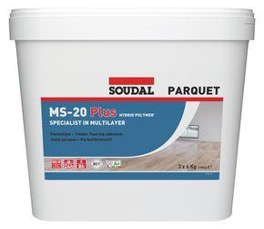 Mastics-colles MS polymère