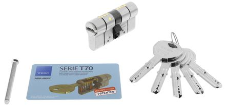 Cylindre T 70 anti-effraction