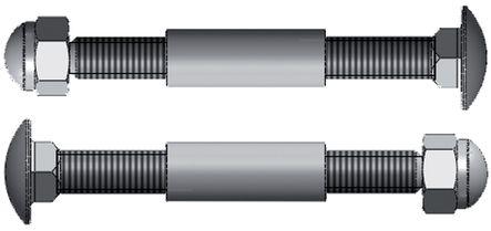 Kit fixation simple traversant 2200