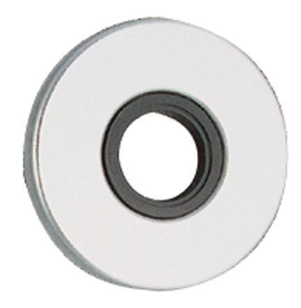 Rosace pour béquille aluminium vachette