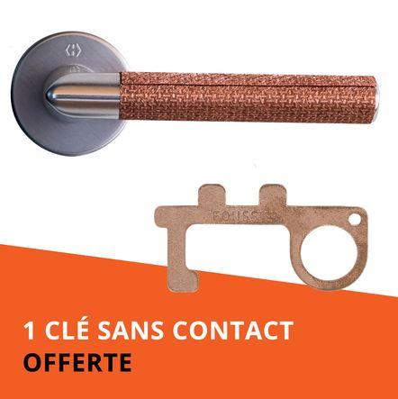 Lot cuivre adhésif copper tape + Clé sans contact offerte